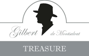 Logo Gilbert de Montsalvat Treasure