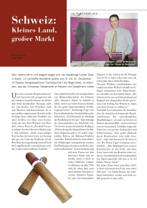 Raymondos European Cigar Cult Magazin 2007